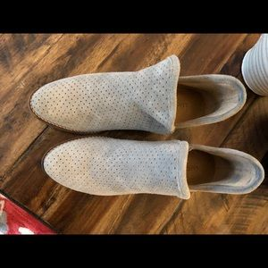Lucky Brand Shoes - Lucky Perforated Bootie 7 1/2